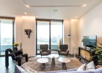 Thumbnail 2 bedroom flat for sale in Riverwalk, Westminster