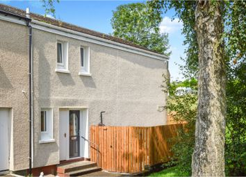 Thumbnail 3 bed end terrace house for sale in Dee Path, Motherwell