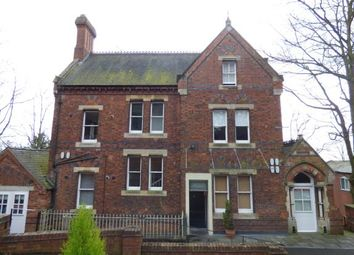 Thumbnail 1 bed flat for sale in Lindum Terrace, Lincoln, Lincolnshire