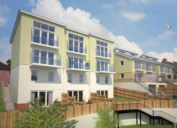 Thumbnail 3 bed town house for sale in Arctic Road, Cowes, Isle Of Wight
