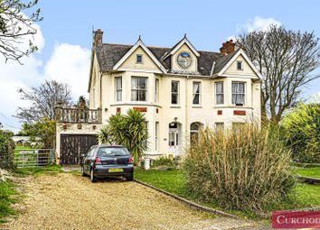 Thameside, Chertsey Bridge, Chertsey KT16. 4 bed semi-detached house for sale