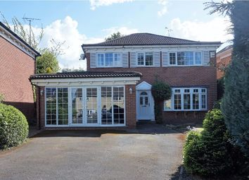 Thumbnail 4 bed detached house for sale in Walton Station Lane, Wakefield