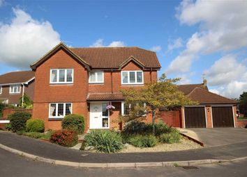 Thumbnail 4 bed detached house for sale in Staring Close, Middleleaze, Swindon