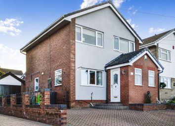 Thumbnail 3 bed detached house for sale in Knype Way, Stoke-On-Trent