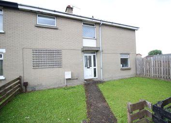 Thumbnail 3 bed terraced house for sale in Kircubbin Gardens, Bangor