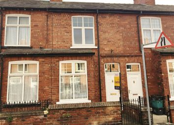 Thumbnail 2 bed terraced house to rent in Balmoral Terrace, Off Bishopthorpe Road, York