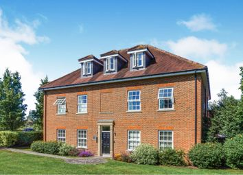 Thumbnail 2 bed flat for sale in Ashburnham Drive, Cuckfield