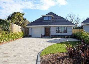 Thumbnail 4 bed property for sale in Firshill, Highcliffe, Christchurch, Dorset