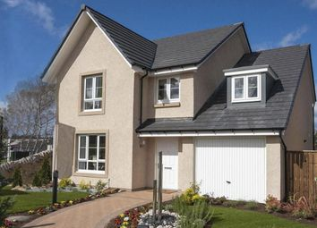 "Thumbnail 4 bed detached house for sale in ""Tarbert"" at Templegill Crescent, Wishaw"