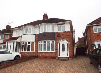 Thumbnail 4 bed semi-detached house for sale in Sheldonfield Road, Birmingham, West Midlands
