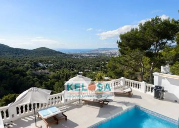 Thumbnail 7 bed villa for sale in Can Furnet Gated Community, Jesus, Ibiza, Balearic Islands, Spain