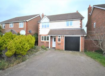 Thumbnail 4 bed detached house for sale in Regnum Close, Eastbourne