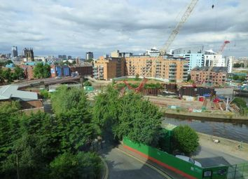 Thumbnail 2 bed flat for sale in Magellan House, Armouries Way, Leeds, West Yorkshire