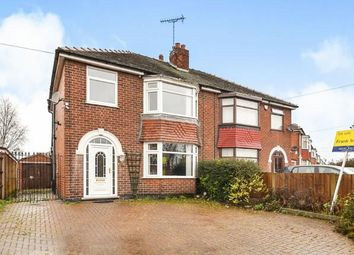 Thumbnail 3 bedroom semi-detached house for sale in Gayton Avenue, Littleover, Derby, Derbyshire