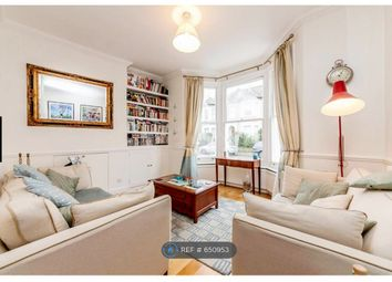 Thumbnail 1 bed flat to rent in Elms Crescent, London