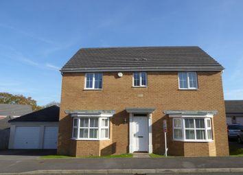 Thumbnail 4 bedroom detached house for sale in Clos Y Gog, Broadlands, Bridgend.