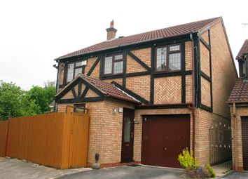 Thumbnail 4 bedroom detached house to rent in Tilesford Close, Monkspath, Solihull