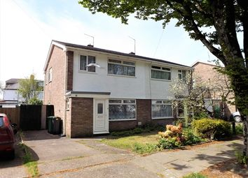 Thumbnail 3 bedroom semi-detached house to rent in Thornbury Close, Heath, Cardiff