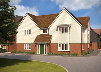 Thumbnail 2 bed flat for sale in Windsor Meadow, Flat 1, 27 Blossom Way, Marden