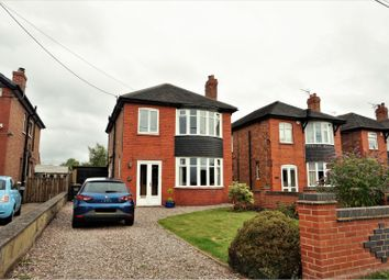 Thumbnail 3 bed detached house for sale in Crewe Road, Crewe