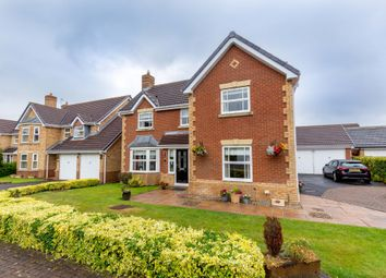 Thumbnail 4 bed detached house for sale in Moralee Close, Haydon Grange, Little Benton