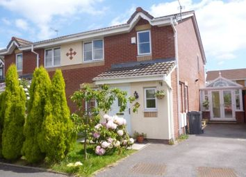 Thumbnail 4 bed semi-detached house for sale in Birchwood, Droylsden, Manchester