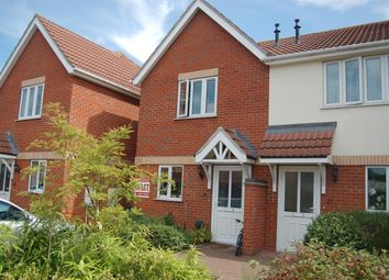 Thumbnail 2 bed end terrace house to rent in Hickman Court, Gainsborough