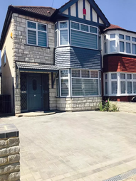 Thumbnail 3 bedroom end terrace house for sale in New Park Avenue, Palmers Green