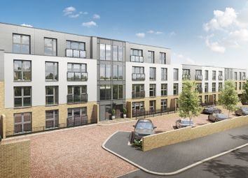 Thumbnail 2 bed flat for sale in Boyn Valley Road, Maidenhead