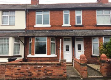 Thumbnail 3 bedroom terraced house for sale in Primrose Street, Connah's Quay, Deeside