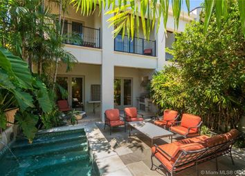 Thumbnail Town house for sale in 7441 Sw 56th Ct, Miami, Florida, United States Of America