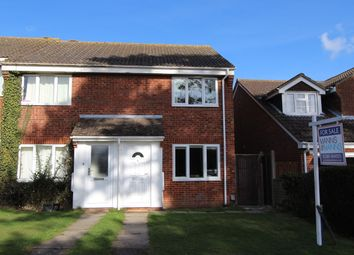 Thumbnail 2 bed end terrace house for sale in Fry Close, Hamble, Southampton