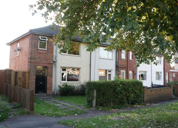 Thumbnail 3 bed end terrace house for sale in Sileby Road, Barrow Upon Soar, Loughborough