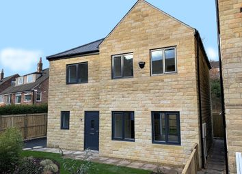 Thumbnail 4 bed detached house for sale in Roundwood Avenue, Baildon