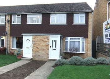 Thumbnail 3 bed property to rent in Lenside Drive, Maidstone