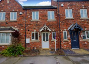 Thumbnail 2 bed terraced house for sale in Foxmires Grove, Rotherham