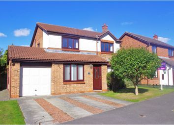 Thumbnail 4 bed detached house for sale in Crestbrooke, Northallerton