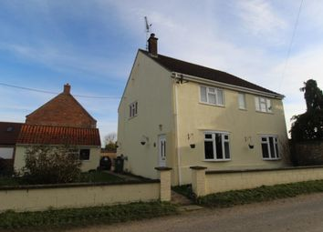 Thumbnail 4 bed detached house to rent in Thornham Road, Thetford