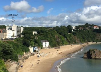 Thumbnail 3 bed flat for sale in Croft Court, Tenby, Pembrokeshire