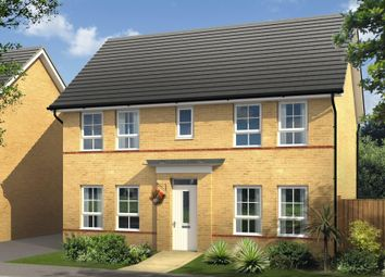"""Thumbnail 4 bedroom detached house for sale in """"Thornbury"""" at Tenth Avenue, Morpeth"""