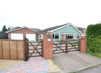 Thumbnail 3 bed detached bungalow for sale in Lyde Close, Oakley, Basingstoke
