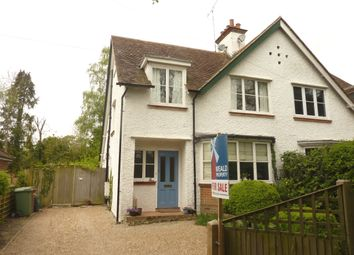 Thumbnail 3 bed semi-detached house for sale in Causton Road, Cranbrook