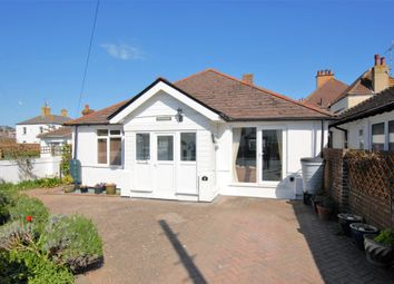 Thumbnail 3 bedroom bungalow for sale in St Leonards Road, Hythe