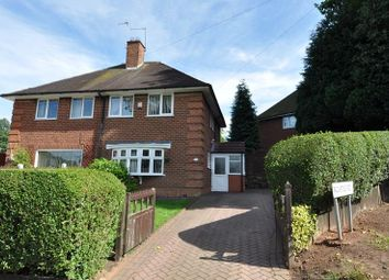 Thumbnail 2 bed semi-detached house for sale in Castle Road, Weoley Castle, Birmingham