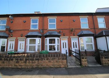 Thumbnail 4 bed terraced house for sale in Flitterman Mews, Wilford Crescent East, Nottingham