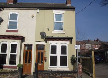Thumbnail 2 bed end terrace house to rent in 33 Sherwood Crescent, Wellgate, Rotherham, South Yorkshire