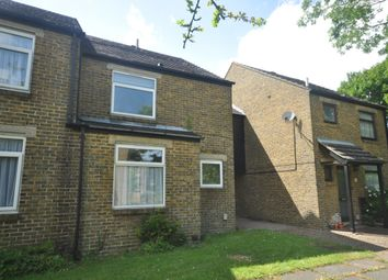 Thumbnail 3 bed terraced house to rent in Bazes Shaw, New Ash Green, Longfield