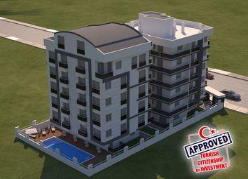 Thumbnail 1 bedroom apartment for sale in Antalya Province, Mediterranean, Turkey