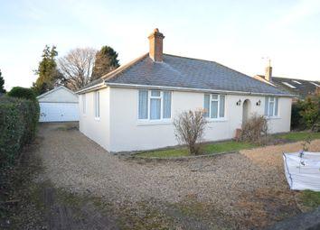 Thumbnail 3 bed detached bungalow for sale in Danehurst New Road, Tiptoe, Lymington