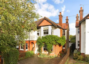 West Hill Avenue, Epsom, Surrey KT19. 5 bed semi-detached house for sale